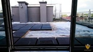 budowa tarasu na dachu