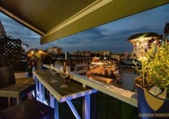 Balkon caffe, czyli barek na krawędzi