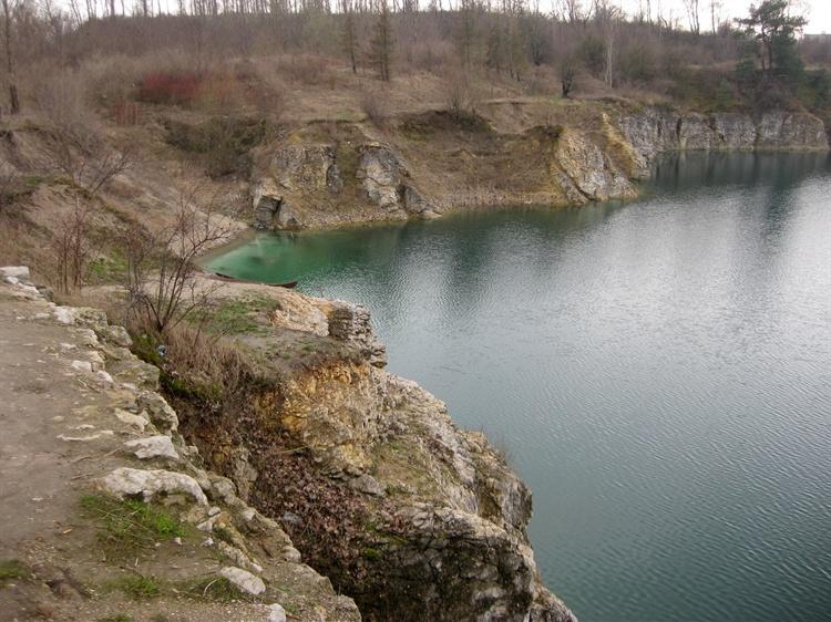 Stara kopalnia wapienia